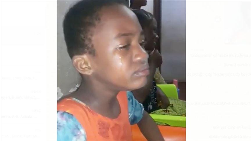 ❝Nur içinde yat Mustafa❞  Şehzade Mustafa Tanzanya'yı yasa boğdu
