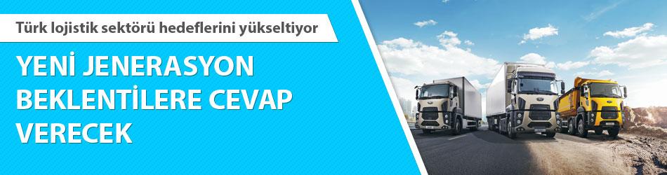Türk lojistik sektörü hedeflerini yükseltiyor