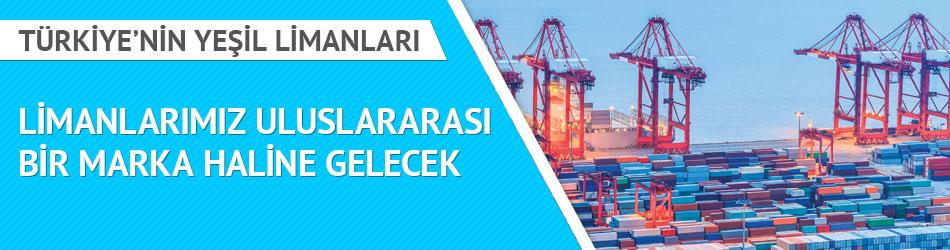 Türkiye'nin yeşil limanları