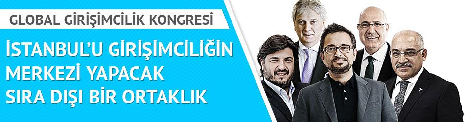 İstanbul'u girişimciliğin merkezi yapacak sıra dışı bir ortaklık