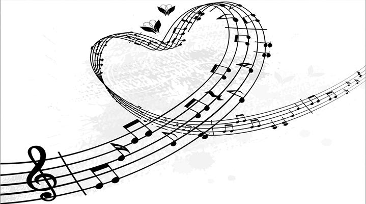 1.Müzik kalbe iyi gelir. Müziğin ruhun gıdası olduğunu biliyoruz peki ya kalp? Müziğin hastalıkları tedavi etmede birçok faydası olduğunu gösteren sayısız araştırma vardır. Massachusetts Hastanesinde gözlemlenen kalp ameliyatı geçirmiş kişilerden elde edilen verilere göre. Ameliyat sonrası Mozart'ın piyano sonatlarını dinleyen hastalar diğer hastalara göre çok daha hızlı iyileşme göstermişlerdir. Kalp ritmleri ve tansiyonları çok daha hızlı normal değerlere gelmiştir.