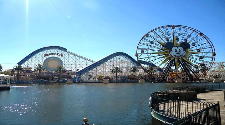 Disney's California Adventure, Kaliforniya