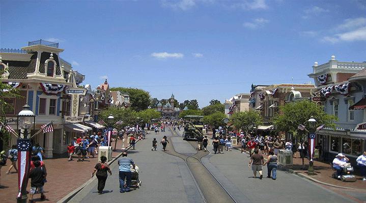 Disneyland Park, Anaheim, ABD