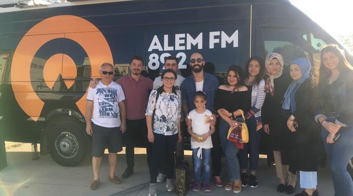 Alem FM Balıkesir Koç Spor Fest'te!