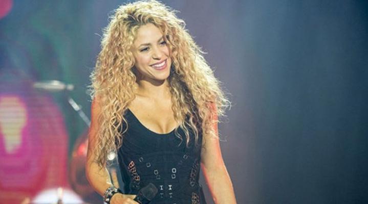 """Hayranları içinde bir mesaj yayınlayan Shakira, """"11 Temmuz'da İstanbul'a gelmeyi sabırsızlıkla bekliyorum"""" dedi. (İHA)"""