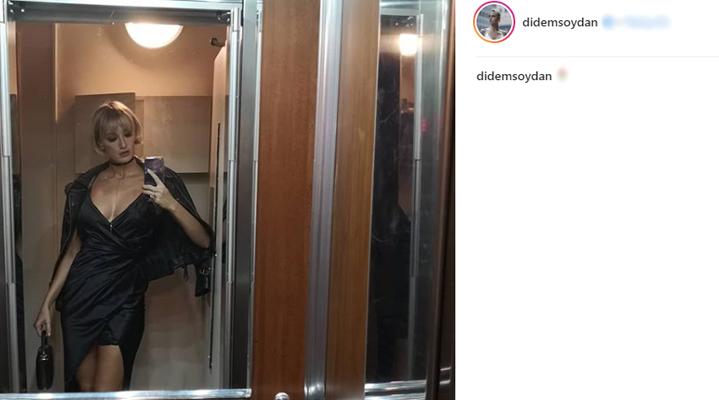 34 yaşındaki modelin, Instagram'da yayınladığı kare binlerce beğeni aldı.