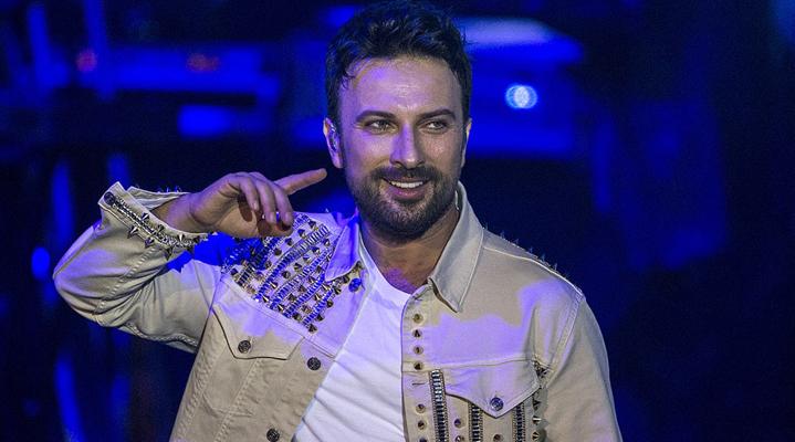Megastar Tarkan, Harbiye'de muhteşem konser