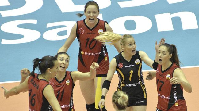 VakıfBank Kadın Voleybol Takımı Dünya Şampiyonu oldu!