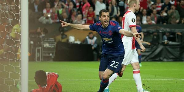 Avrupa'nın 2 numaralı kupası Manchester United'ın oldu