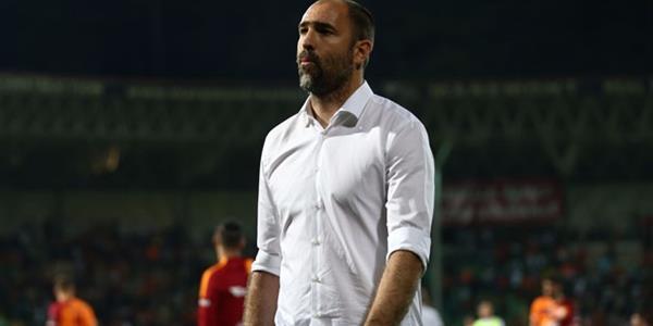 Igor Tudor: Bruma ile sezon sonunda...