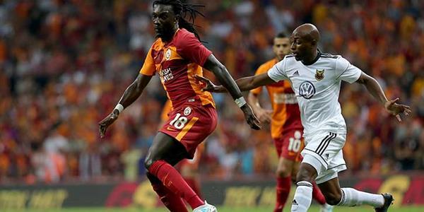 Galatasaray sahasında Östersunds'u geçemedi!
