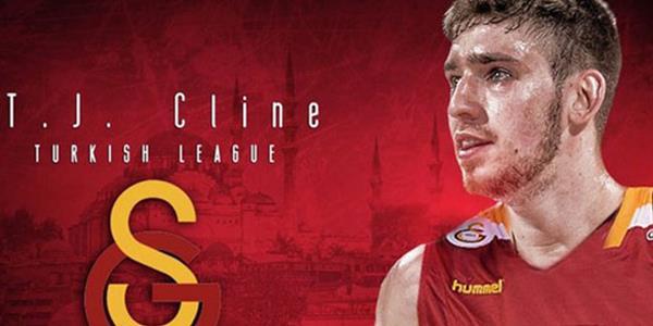 T.J Cline Galatasaray'la anlaştığını açıkladı