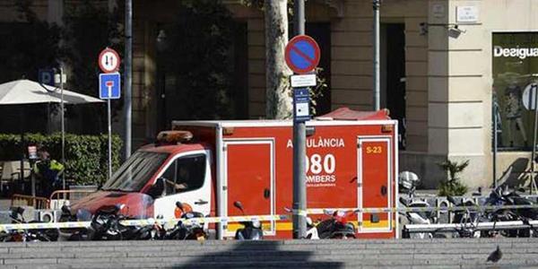 Galatasaray ve Beşiktaş'tan Barcelona halkına başsağlığı mesajı