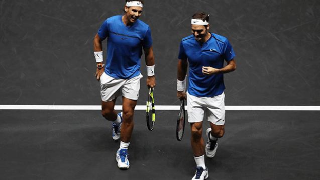 Nadal-Federer çifti ilk maçlarını kazandı