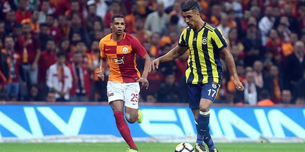 Galatasaray - Fenerbahçe derbisi golsüz sona erdi