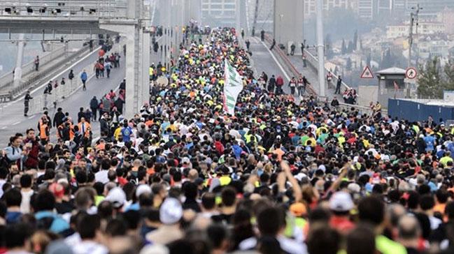 Vodafone 39'uncu İstanbul Maratonu'nu kazananlar belli oldu