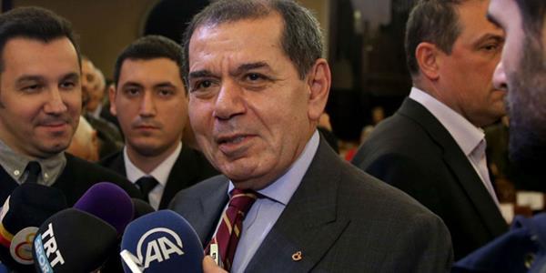 Dursun Özbek Arda Turan'ı açıkladı