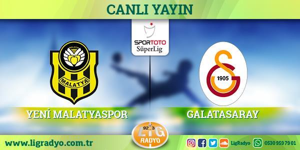 Galatasaray'a Malatya'da büyük şok! 2. gol geldi...