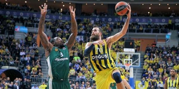 Fenerbahçe, Panathinaikos'u evinde devirdi!