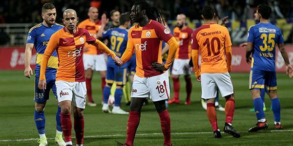 Galatasaray kupada çeyrek finalde!