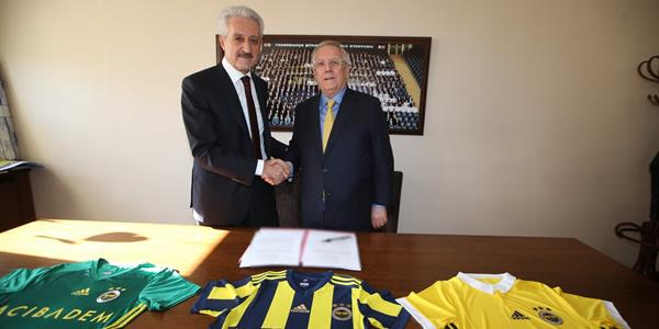Fenerbahçe'nin yeni forma sponsoru belli oldu