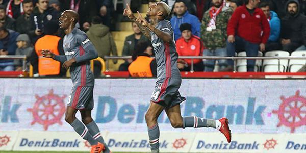 Talisca şov yaptı, Beşiktaş kazandı!