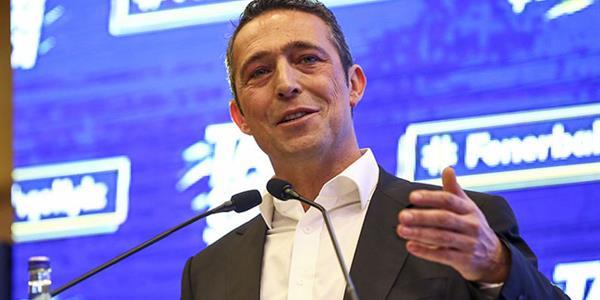 Ali Koç'tan Aziz Yıldırım'a cevap: Ben ne kadar kötü bir Fenerbahçeliymişim!