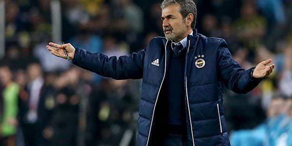 Fenerbahçe'de Aykut Kocaman depremi!