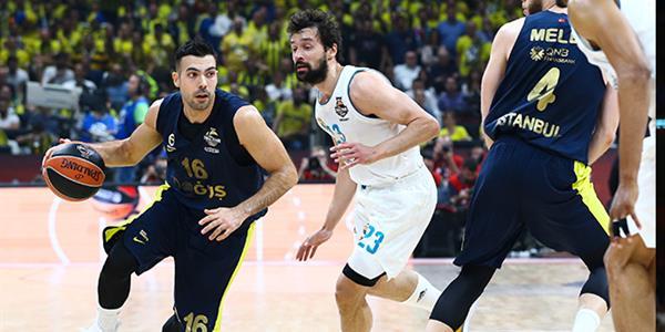 Fenerbahçe Doğuş, Euroleauge'de ikinci oldu