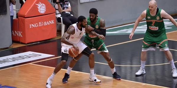 Beşiktaş Sompo Japan evinde Banvit'e 79-77 kaybetti