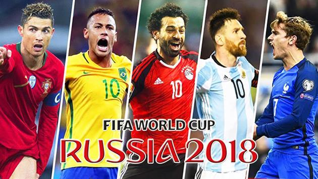 dünya kupasının yıldızları 2018 ile ilgili görsel sonucu