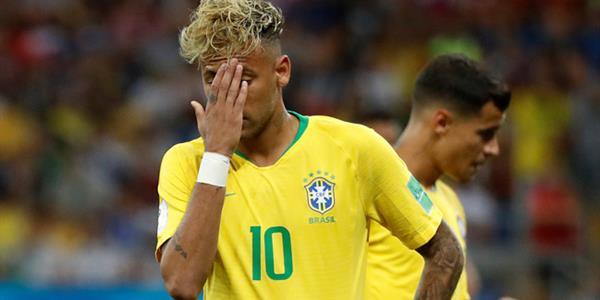 Brezilya İsviçre'ye takıldı: 1-1