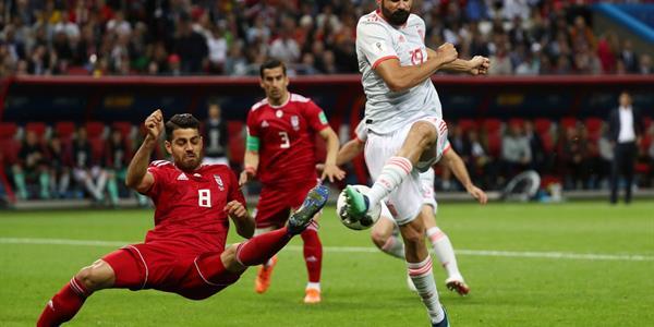 İspanya, İran karşısında korkulu rüya gördü! 1-0