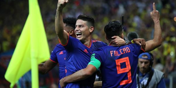 Kolombiya: 3 Polonya: 0