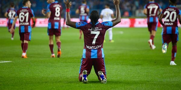 Sivasspor, Trabzonspor'un rüzgarına dayanamadı!