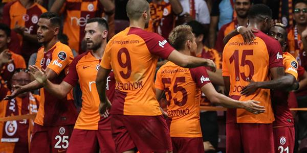 Galatasaray - Göztepe | CANLIGalatasaray 2'de 2 yaptı