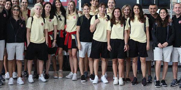 A Milli Kadın Basketbol Takımı, İspanya'da!