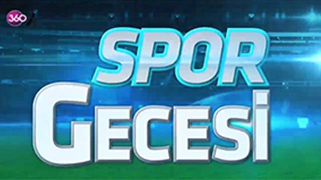 Spor Gecesi 13 Ağustos 2018