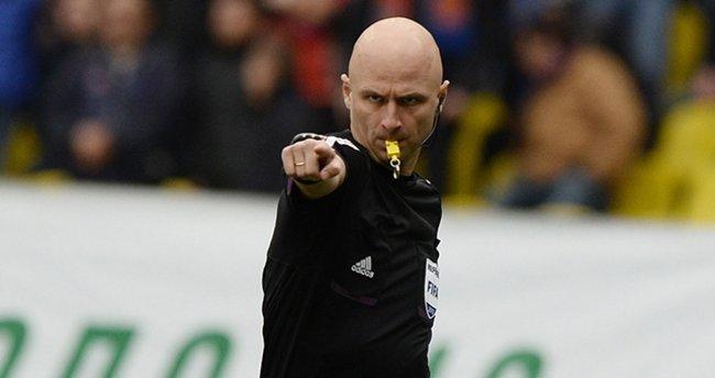 Beşiktaş - Leipzig maçını Rus hakem Sergei Karasev yönetecek