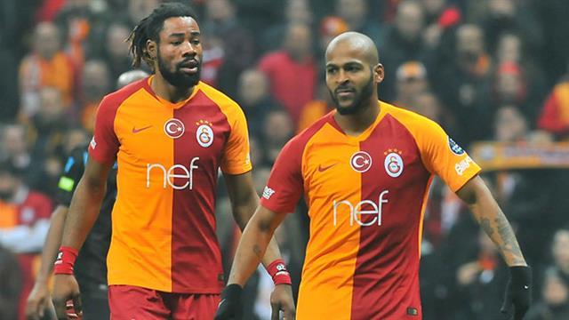 Galatasaray'da şampiyonluğa Luyindama ve Marcao etkisi!
